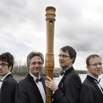 Event photo for: Flanders Recorder Quartet -