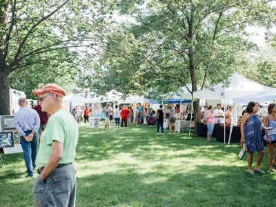 34th Annual Art on the Lawn