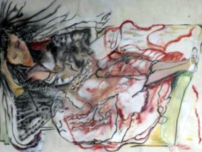 Four Decades of Jack Diamond's Art