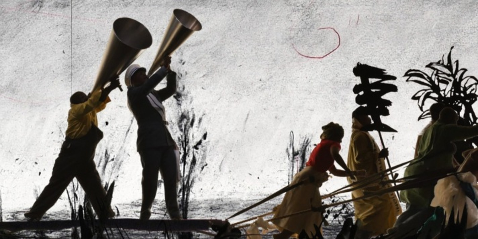 William Kentridge: More Sweetly Play the Dance