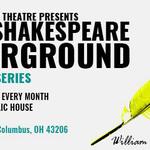 Event photo for: Actors' Theatre presents The Shakespeare Underground: Hamilton