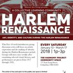 Event photo for: Harlem Renaissiance: Art, Identity, and Culture