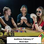 Event photo for: Theatre Roulette 2018 Auditions