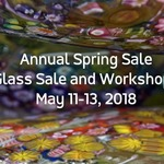 Event photo for: Spring Glass Sale & Classes