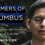 Event photo for: Dreamers of Columbus Exhibition Opening