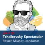 Event photo for: Tchaikovsky Spectacular - Picnic with the Pops