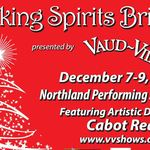 Event photo for: Making Spirits Bright!  2018 Vaud-Villities Holiday Show