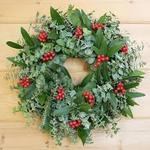 Event photo for: Holiday Wreath Making