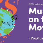 Event photo for: Music on the Move- Columbus Library Series: Upper Arlington