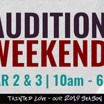 Event photo for: Actors' Theatre 2019 Audition Weekend