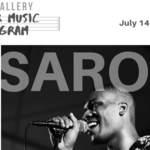 Event photo for: 934 Summer Music Program presents Sarob