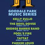 Event photo for: TATTAT * Goodale Park Music Series