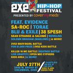 Event photo for: 2x2 Hip-Hop Festival 2019