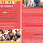 Event photo for: 2019 Columbus Women&Girls'Fest