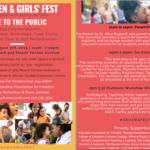 Event photo for: 2019 Columbus Women&Girls'Fest