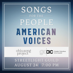 Event photo for: Songs for the People: American Voices