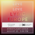 Event photo for: Love for Love: Lyric Europe