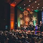Santa and the Symphony
