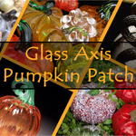 Event photo for: Pumpkin Patch Glass Art Sale