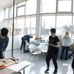 Event photo for: hear here: artist-run spaces and collectives in Ohio