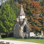 Event photo for: Autumn Walk at Green Lawn Cemetery