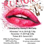 Event photo for: State of The Arts Productions Presents: Rumors; a farce
