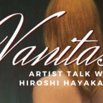 Event photo for: Artist Talk: Vanitas by Hiroshi Hayakawa