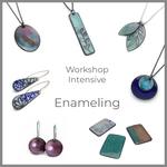 Workshop Intensive: Enameling - Spring Session