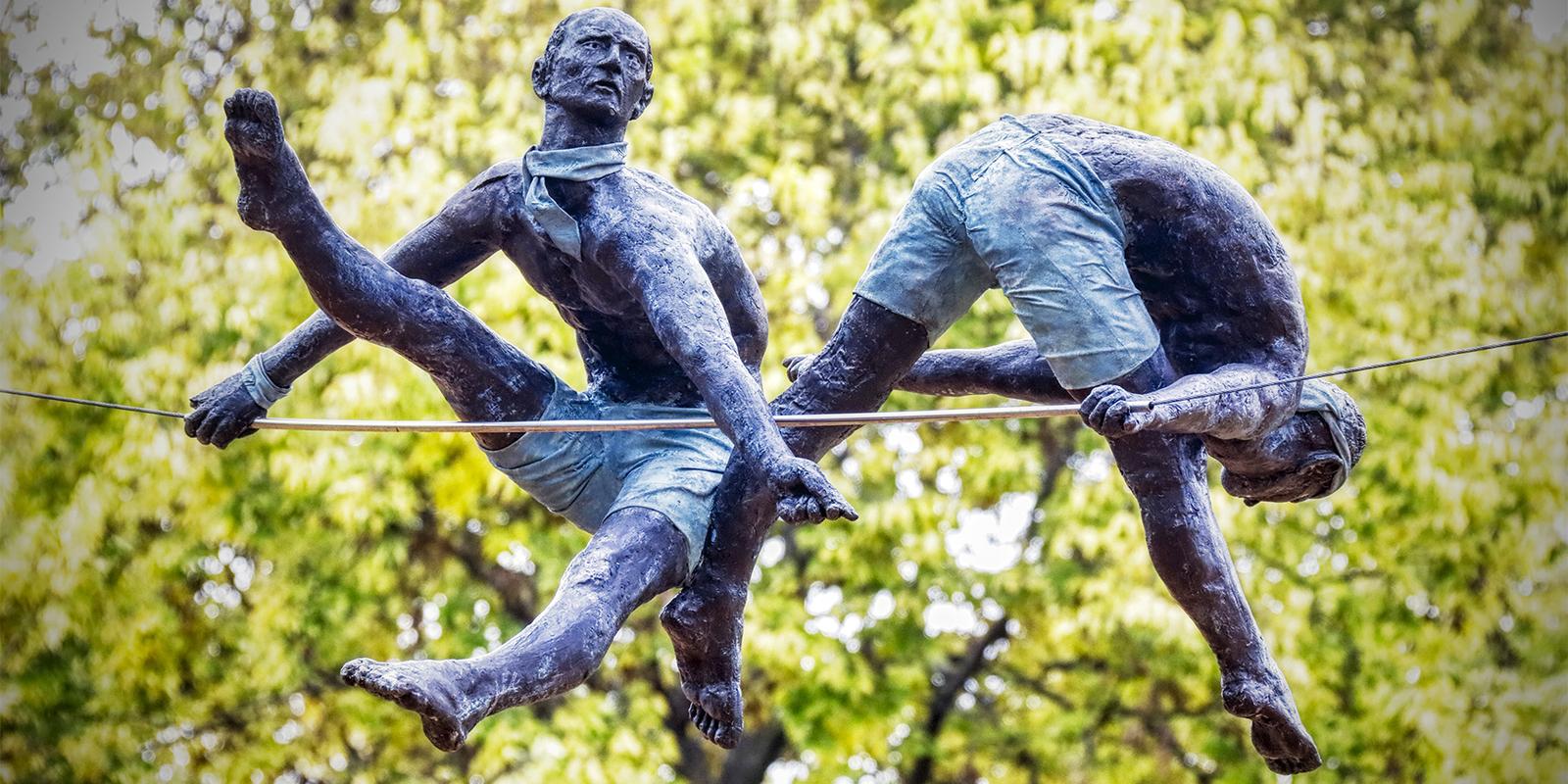 Suspension: Balancing Art, Nature, and Culture