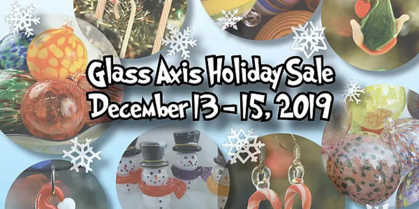 Glass Axis Holiday Sale