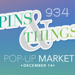Event photo for: Pins & Things: An Eclectic Pop Up Market