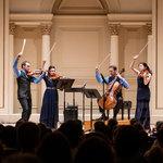 "Carpe Diem String Quartet - Thursday Night Live: ""Safe"""