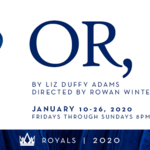 Event photo for: Actors' Theatre presents Or, by Liz Duffy Adams