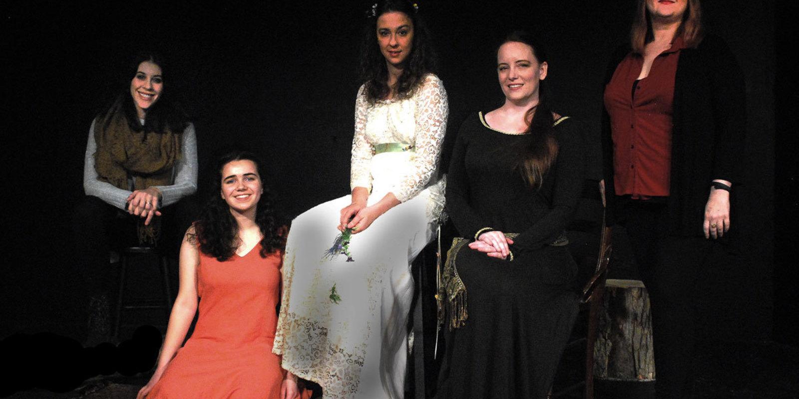 The Girlhood of Shakespeare's Heroines