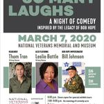Event photo for: So Many Laughs: A Night of Comedy Inspired by the Legacy of Bob Hope
