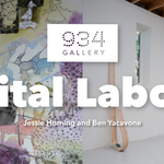 Event photo for: Vital Labor: Jessie Horning and Ben Yacavone