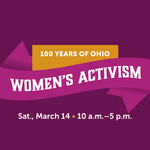 Event photo for: 100 Years of Ohio Women's Activism
