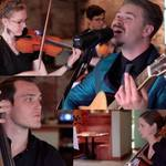 Soul Sunday: Topher James w/ Strings Attached, featuring T.Wong