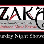 ZAKA Bellydance Music Festival Showcase