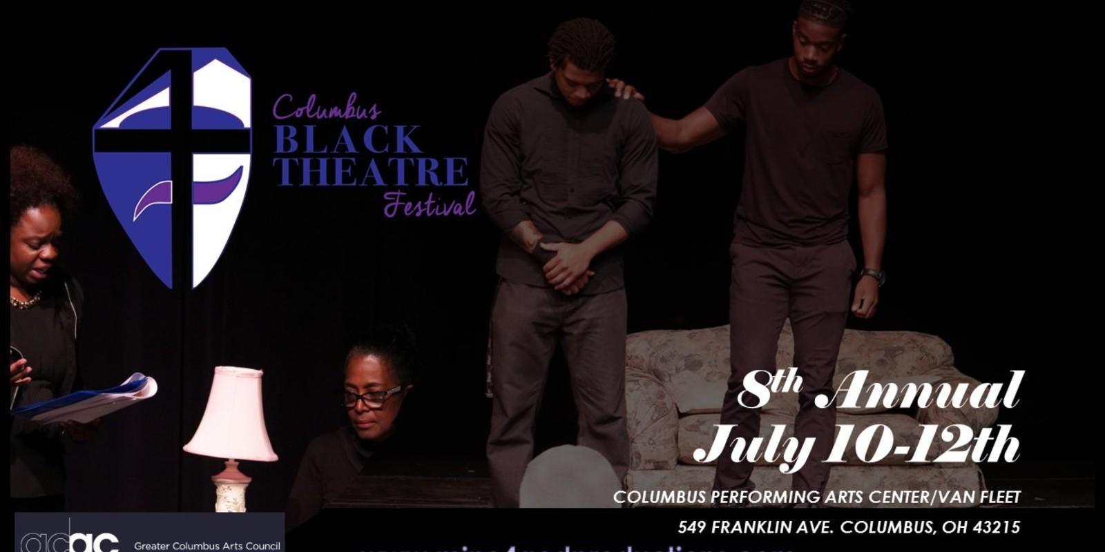8th Annual Columbus Black Theatre Festival