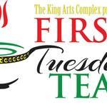 Virtual First Tuesday Tea - July