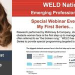 2020 WELD NATIONAL AUGUST EMERGING PROFESSIONALS' SERIES - TRACEY HOLST
