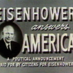 Event photo for: Antoni Muntadas and Marshall Reese: Political Advertisement X 1952–2020