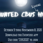 Haunted Cbus Scavenger Hunt