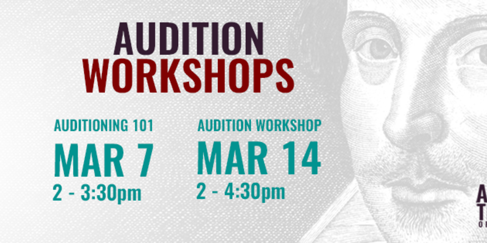ONLINE: Auditioning 101