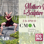 Mother's Day in the Sculpture Garden