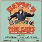 Event photo for: Alton Brown Live: Beyond the Eats