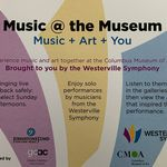 Event photo for: Music @ the Museum