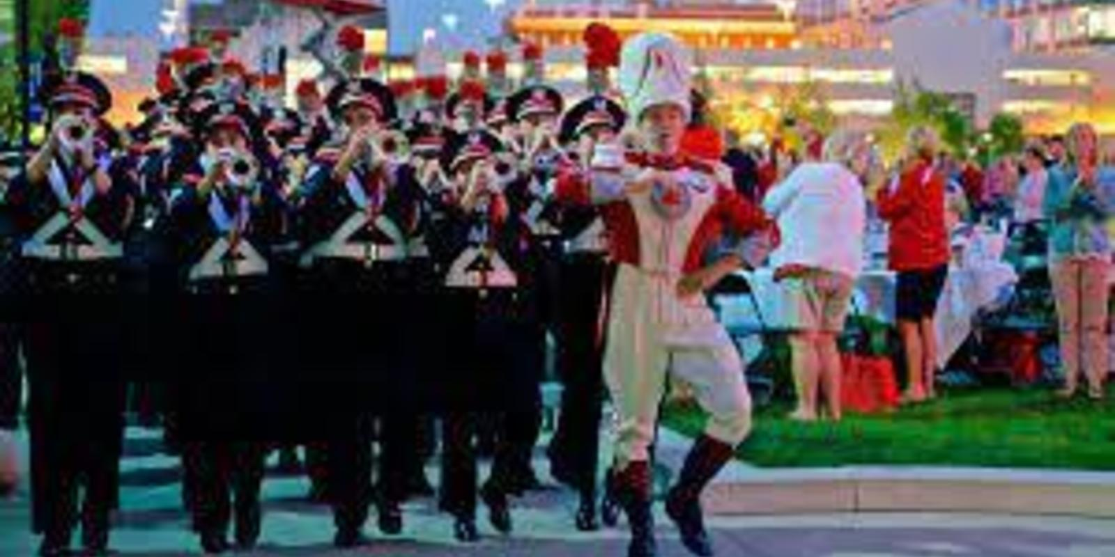 Picnic with the Pops: The Ohio State University Marching Band