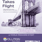 Event photo for: A Crane Takes Flight